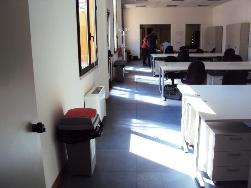 Uffici Sirti – Via Pettinengo - Roma (1)