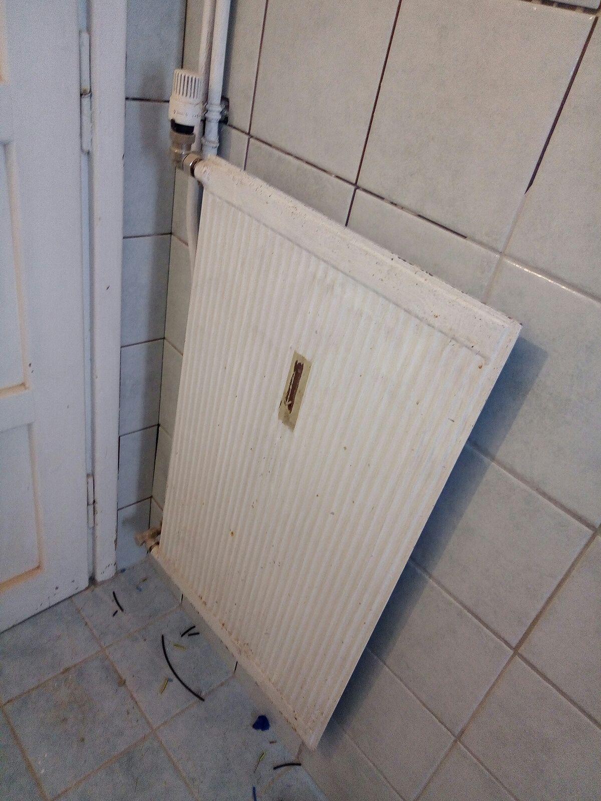 riparazione perdita all'interno di un bagno